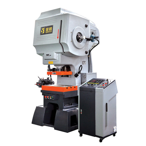 C Type High Speed Press Machine