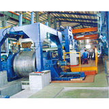 Super Thick Steel Coil Cut To Length Line