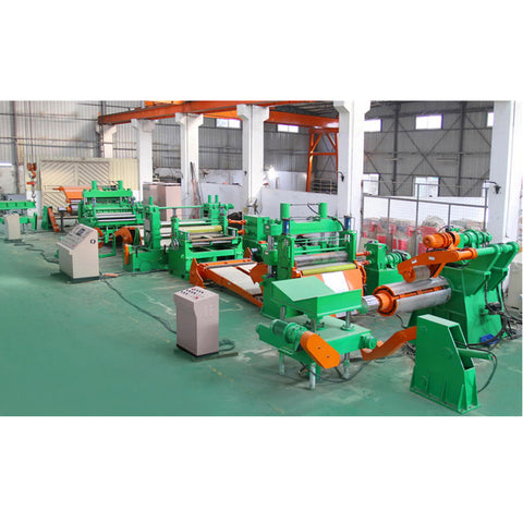 High Quality Steel Coil Simple Slitting Line