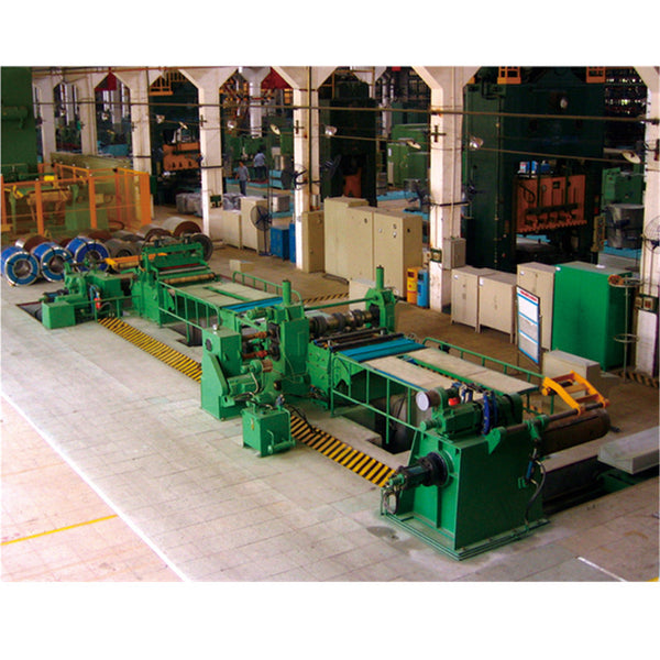 High Quality Automatic Steel Coil Slitting Line