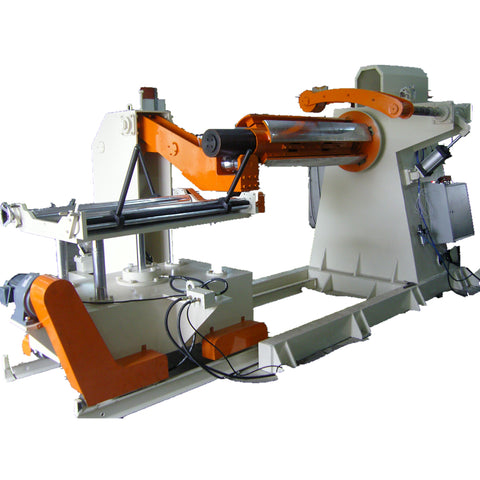 slitting machine decoiler
