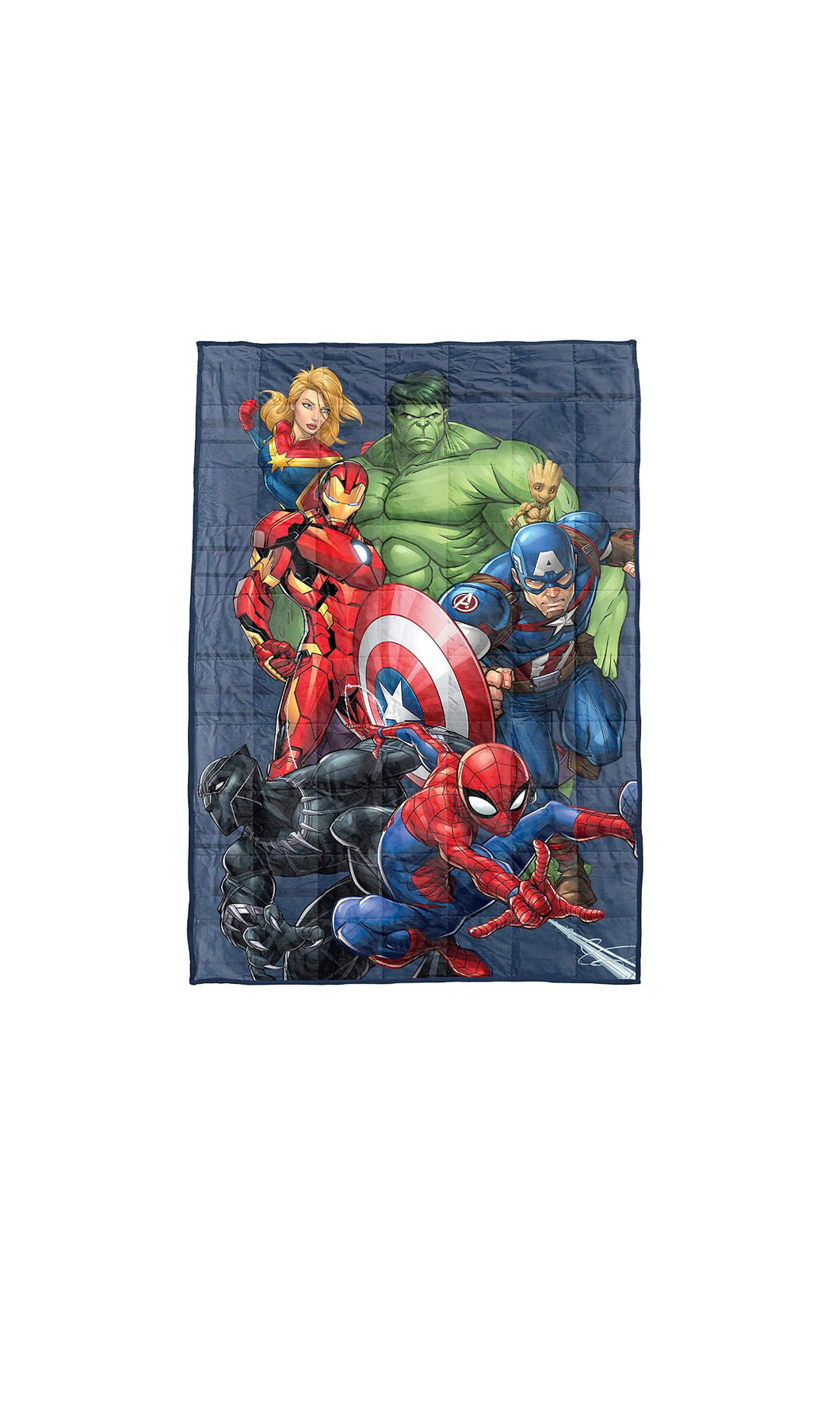 "Avengers Children's Weighted Blanket (40"" x 60"")"