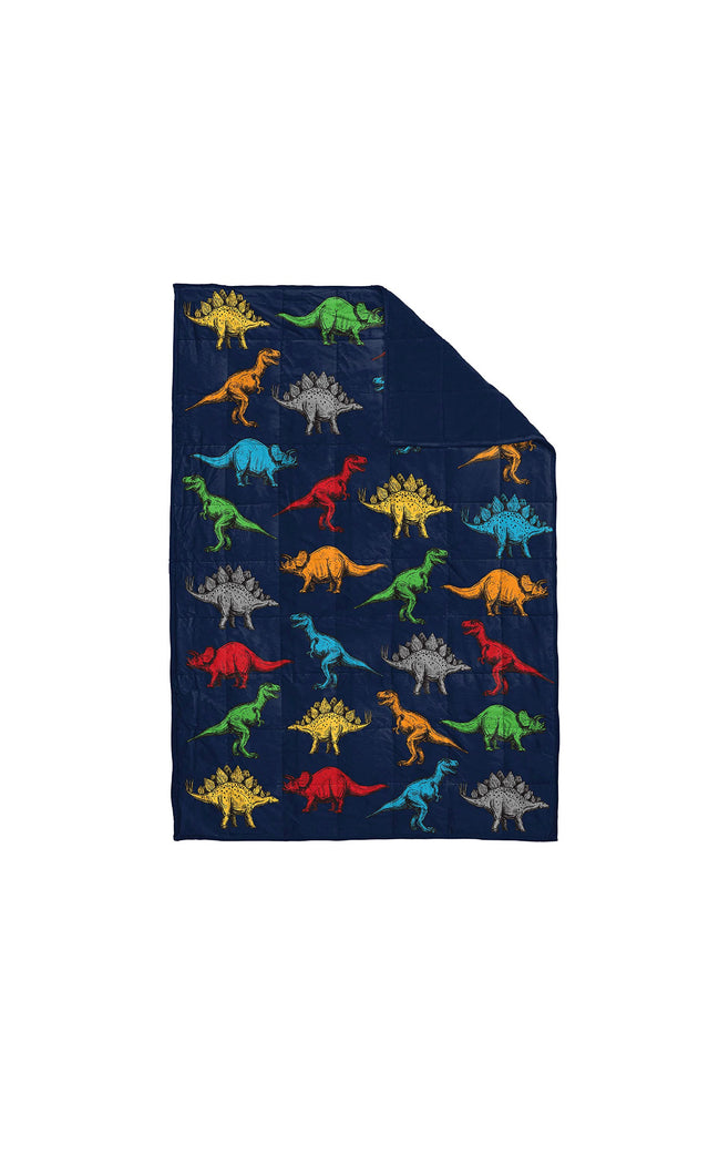 Dinosaur Children's Weighted Blanket (36