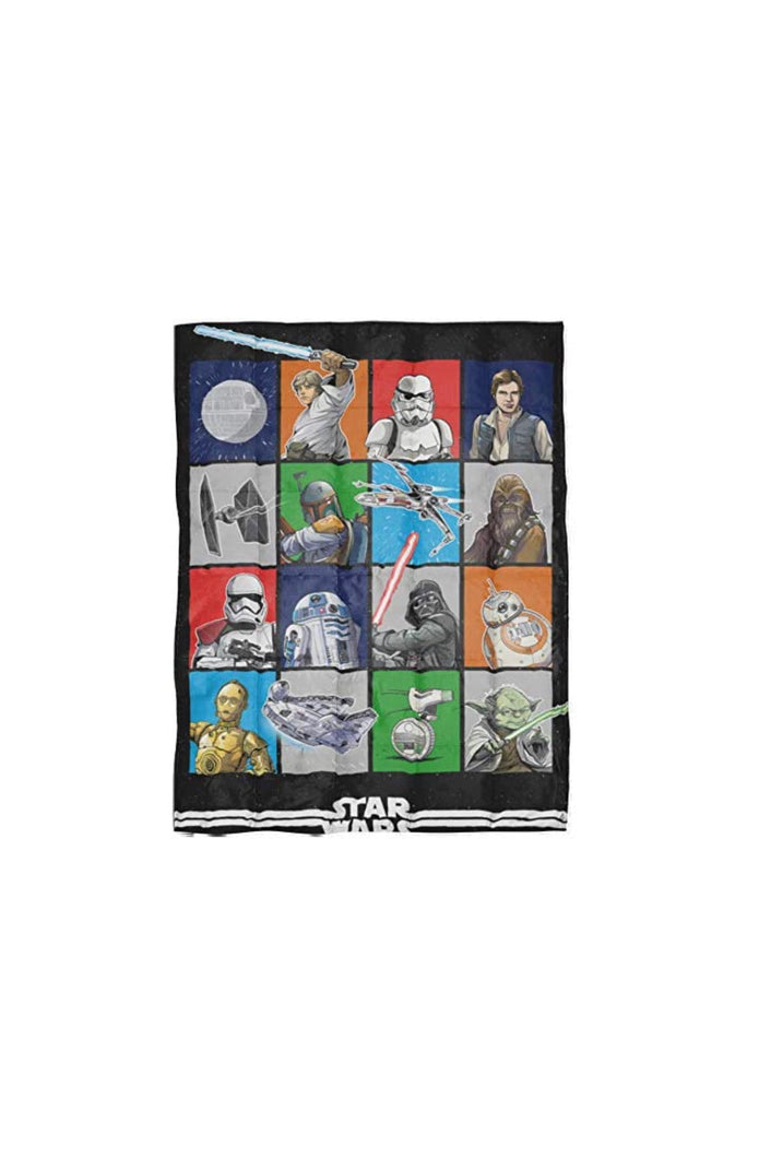 "Star Wars Children's Weighted Blanket (40"" x 60"")"