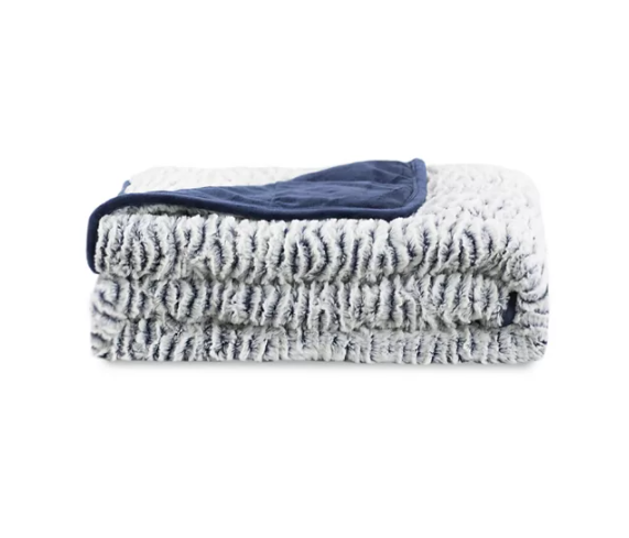 Adult & Teen Weighted Blanket: Faux Fur/Mink 50