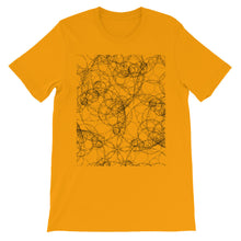 Chaotic Apollonian Packing t-shirt