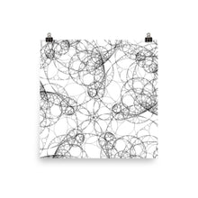 Chaotic Apollonian Packing Poster