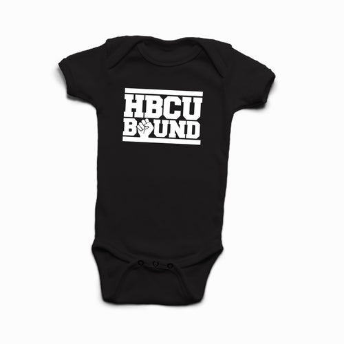 HBCU Bound *Black Unity Edition* Infant Onesie