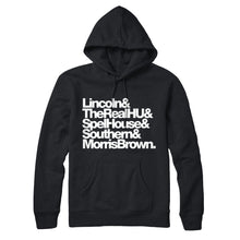 HBCUnity Toddler Unisex Hoodies (Customize Your Top 5 HBCUs)