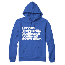 HBCUnity Kids Unisex Hoodies (Customize Your Top 5 HBCUs)