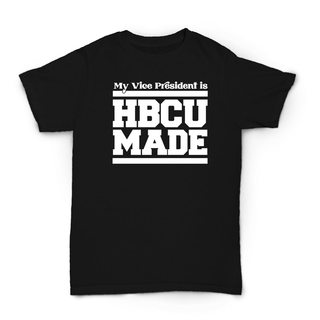 My Vice President  is HBCU Made Kids Unisex Tee