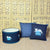 Cat Nap Lamp Shade and Cushion Cover Set