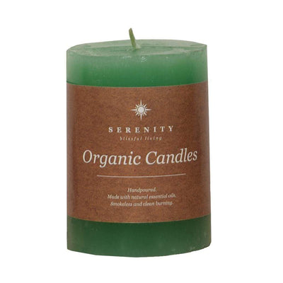 Scented Candle Serenity Blissful Living