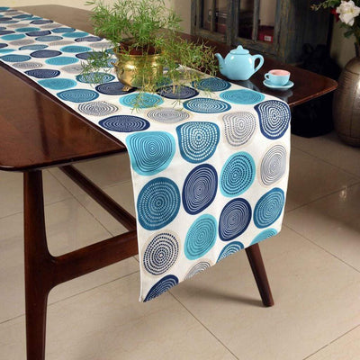 Its a Circle Table Runner