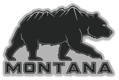 Ridgegriz Decal