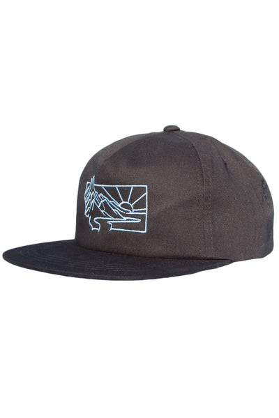 Heritage Golf Hat - Black
