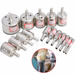 diamond drill for ceramic and glass (15PCS)