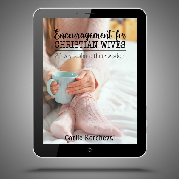 Encouragement for Christian Wives (eBook)