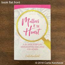 Matters of the Heart Paperback