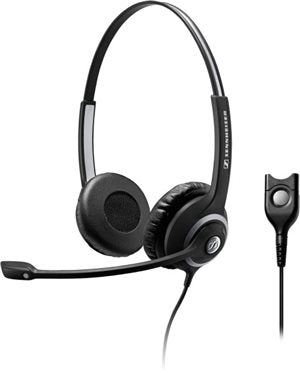 Sennheiser SC 260 with FREE CSTD 01 Bottom Cable - EcoVoIP