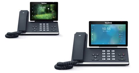 Yealink SIP-T58A - EcoVoIP