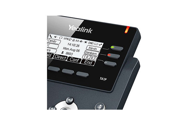 Yealink T41P - EcoVoIP