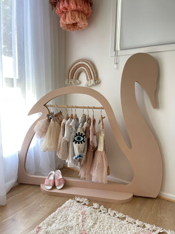 Swan Display Rack