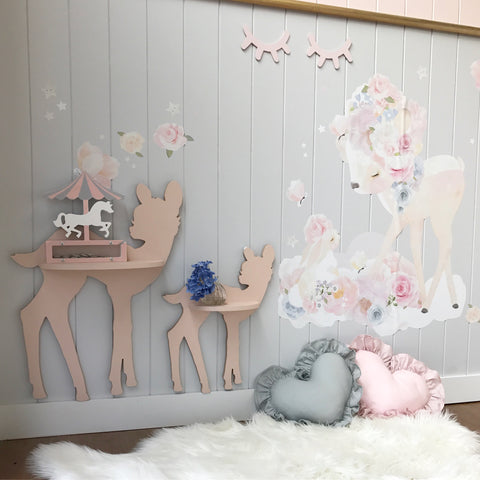 Deer oh Deer Wall Tables SOLD OUT