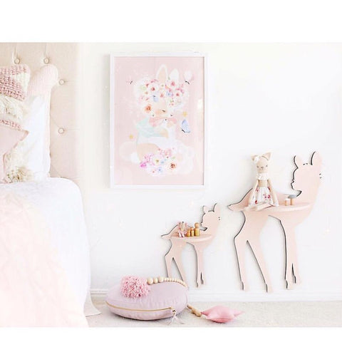 Ballerina Wall Tables