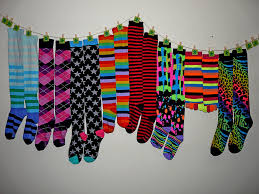 50% OFF of all socks.