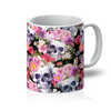 Skull Rose Mug - Need Those Sneakers