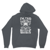 Paid to Fix It - MECHANIC - Limited Edition Heavy Blend Hooded Sweatshirt - Need Those Sneakers