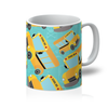 School Bus Mug - Need Those Sneakers