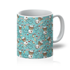 Nurse Teddy Cell Case - Aqua Mug - Need Those Sneakers