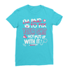 I'm Paid To Fix It - NURSE - Limited Edition Women's Fine Jersey T-Shirt - Need Those Sneakers
