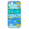 Cruising Doodle Phone Case - Need Those Sneakers