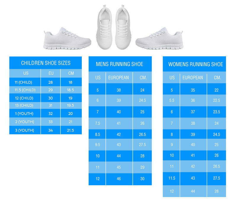 7db1fa63d77c3 Nurse Doodle Sneakers White Express - LIMITED EDITION - Need Those Sneakers