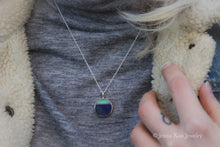 Splice Necklace | Lapis Lazuli and Lucien Variscite Inlay