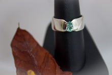 Northern Lights Ring | Paraíba Tourmaline {Size 7/6.5 fit}