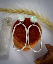 Jessica Earrings | Orvil Jack Turquoise | Sterling Silver