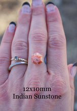 Hexagon Ring or Necklace | {Made to Order}