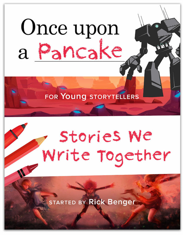 For Young Storytellers (ages 9–12)