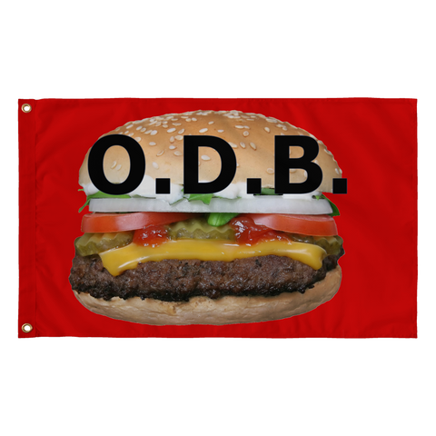 ODB Custom Flag - Electric Origins