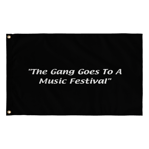 Gang Goes To Festival - Electric Origins