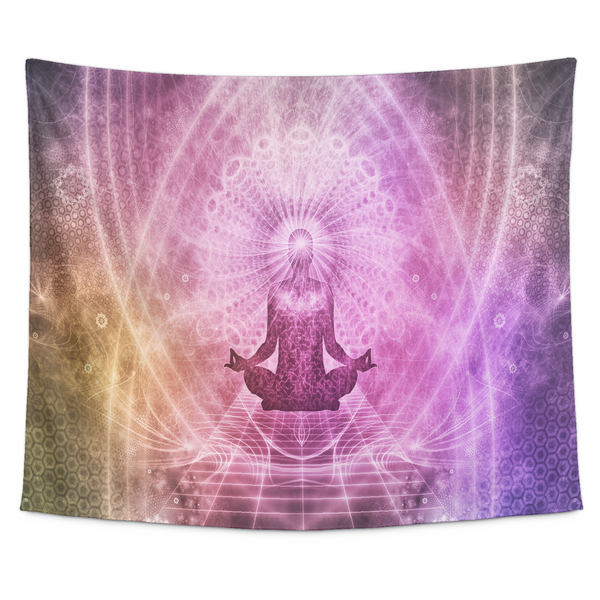 Meditativeness Tapestry - Electric Origins