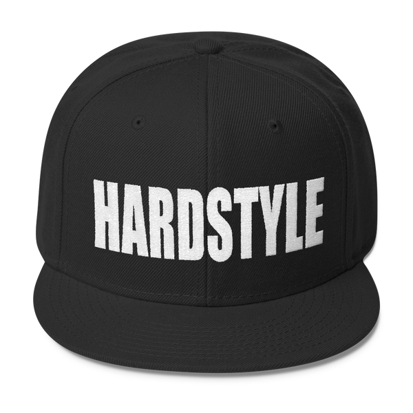 Hardstyle Snapback - Electric Origins