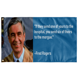 Mr. Rogers Meme Custom - Electric Origins