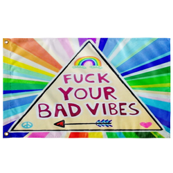 F*ck Your Bad Vibes Custom - Electric Origins