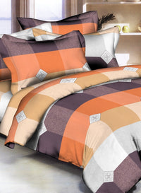 BIANCA Micro Fibre Double Bedsheet With Two pillow covers (BED1789)