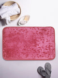 Micro Fiber Luxor Memory Foam Bath Mat with Anti skid & HD Rubber Backing. (BM509)